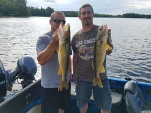 Walleye Daily Double